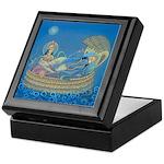 Keepsake Box Vishnu & Lakshmi