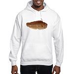 Eel Cod fish Hoodie
