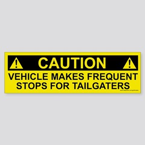 Frequent Stops (sticker)