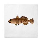 Toothfish (Sea Bass) fish (Annas Antarctica) Queen
