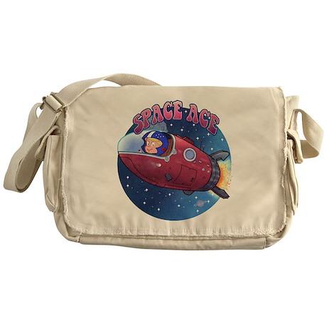 Spacerocket Messenger Bag
