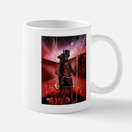 Esu-Anubis Mug