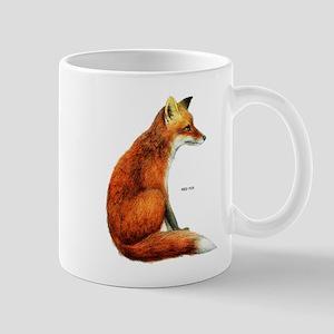 Red Fox Animal Mug