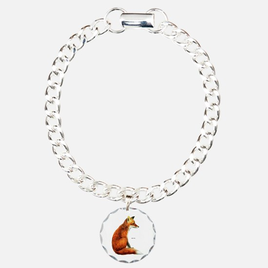 Red Fox Animal Bracelet