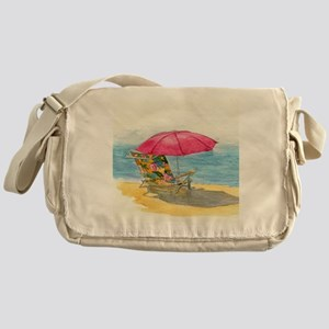Beach Chair Messenger Bag