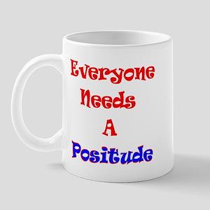 Positude Mug