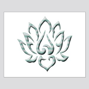 Lotus Flower Small Poster
