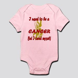 Cancer Infant Bodysuit