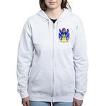 Bohr Women's Zip Hoodie