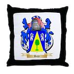 Bohr Throw Pillow