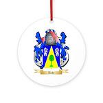 Bohr Ornament (Round)