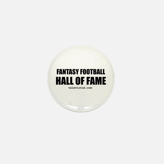 """HALL OF FAME"" Mini Button"