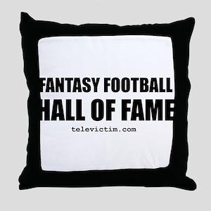 """""""HALL OF FAME"""" Throw Pillow"""