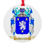 Bohlsen Round Ornament