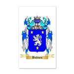 Bohlsen 35x21 Wall Decal