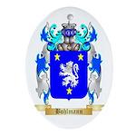 Bohlmann Ornament (Oval)