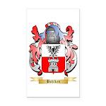 Bohlken Rectangle Car Magnet