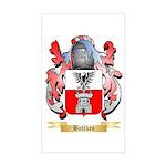 Bohlken Sticker (Rectangle)