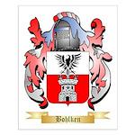 Bohlken Small Poster