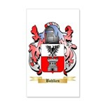 Bohlken 20x12 Wall Decal