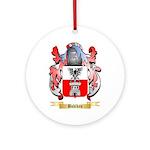 Bohlken Ornament (Round)