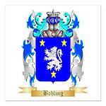 Bohling Square Car Magnet 3
