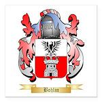 Bohlin Square Car Magnet 3