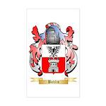 Bohlin Sticker (Rectangle)