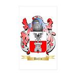 Bohlin Sticker (Rectangle 50 pk)