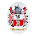 Bohlin Ornament (Oval)