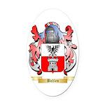 Bohlen Oval Car Magnet
