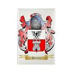 Bohlen Rectangle Magnet (100 pack)