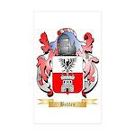 Bohlen Sticker (Rectangle 10 pk)