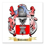 Bohlander Square Car Magnet 3
