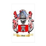 Bohl Sticker (Rectangle 50 pk)