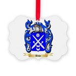 Bohe Picture Ornament