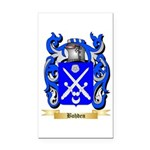 Bohden Rectangle Car Magnet