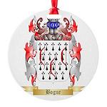 Bogue Round Ornament