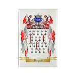 Bogue Rectangle Magnet (100 pack)