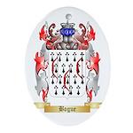 Bogue Ornament (Oval)