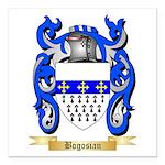 Bogosian Square Car Magnet 3