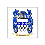 Bogosian Square Sticker 3