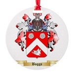 Boggs Round Ornament