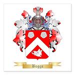 Boggs Square Car Magnet 3