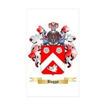 Boggs Sticker (Rectangle 50 pk)