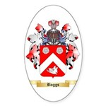 Boggs Sticker (Oval 10 pk)