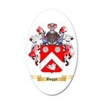 Boggs 20x12 Oval Wall Decal