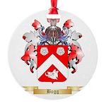 Bogg Round Ornament