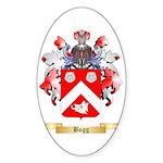 Bogg Sticker (Oval 50 pk)