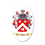 Bogg 35x21 Oval Wall Decal